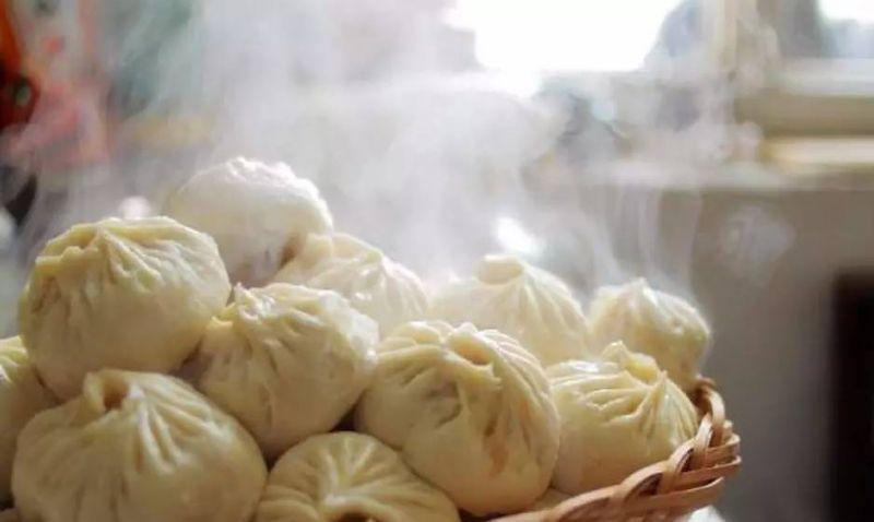 Beijing features snack sheep eyes buns