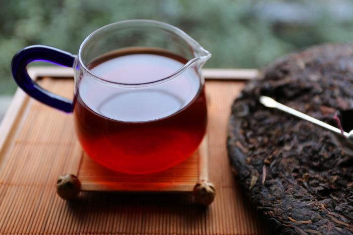 Hong Kong's culture of pu 'er tea