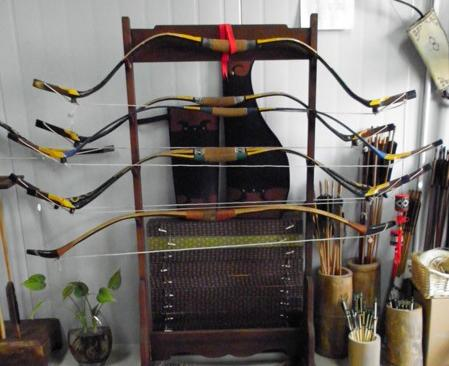Beijing JuYuanHao bow and arrow making craftsmanship