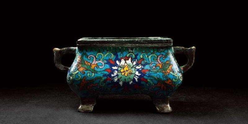 Beijing cloisonne crafts Art