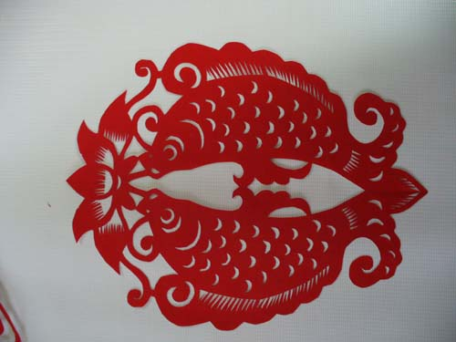 Emerging paper-cut works - every year more than