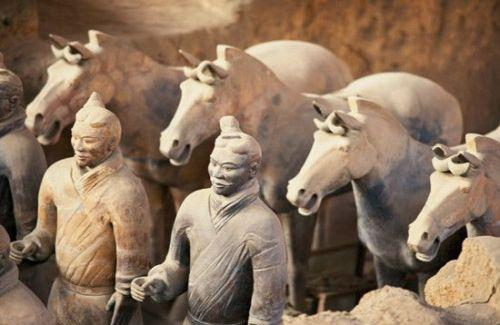 Secret Terracotta Warriors and Horses why did not coach