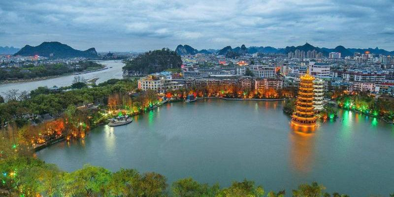 Guilin cultural and historical heritage