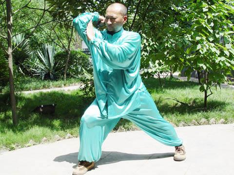 Shaanxi folk martial arts red boxing