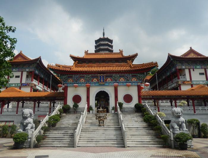 Hong Kong West Temple