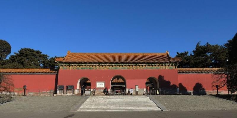 Ming Dynasty Chang Tomb