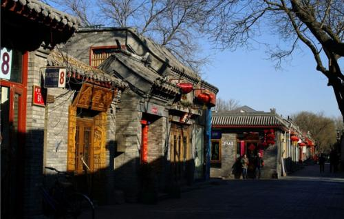 Beijing tourist routes recommended