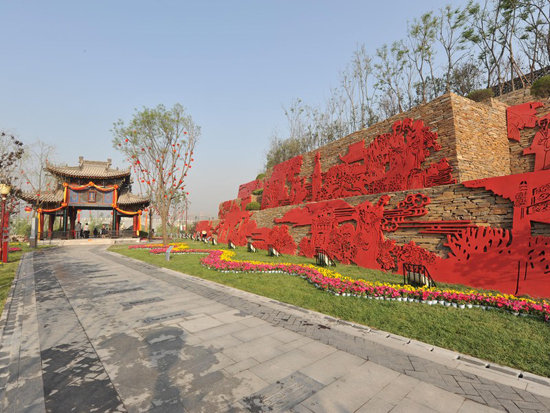 Feel the breath of history, Xi'an Ruins Park Theme travel
