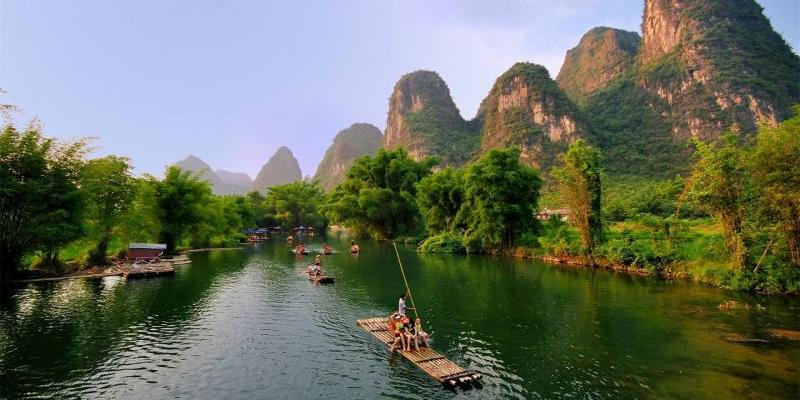 To play 3 days in Yangshuo how to arrange the route